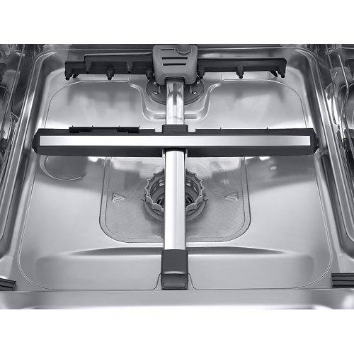 Linear Wash 39dBA Dishwasher in Black Stainless Steel
