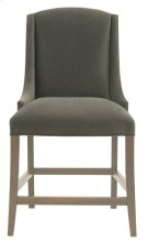 Slope Counter Stool in Smoke Product Image