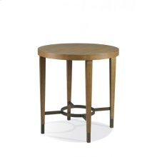 213-930 Round Lamp Table