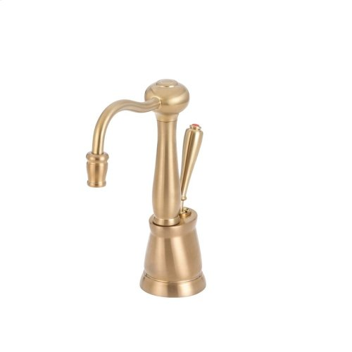 Indulge Antique Hot Only Faucet (F-GN2200-Brushed Bronze)