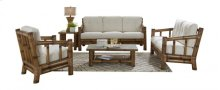 Kauai 5 PC Living Set w/beige cushion