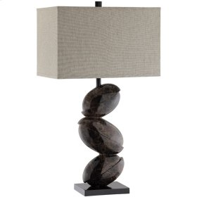 Tobin Stacked Rock Lamp