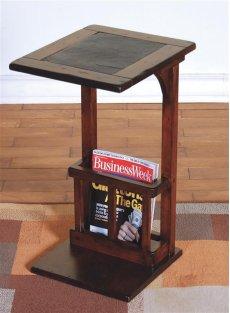 Santa Fe Sofa Mate Table Product Image
