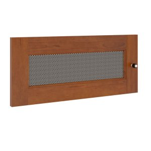 Salamander DesignsSynergy S10 Door, Cherry with Perforated Steel Insert
