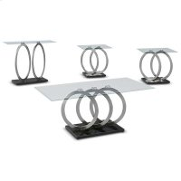Y576C RECTANGULAR COFFEE TABLE 48'' x 26'' x 20.5''H Product Image