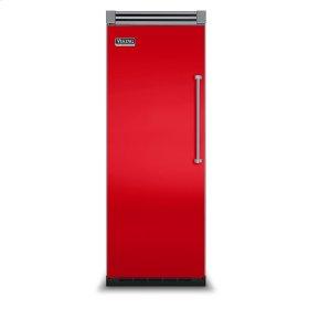 """Racing Red 30"""" Quiet Cool™ All Refrigerator - VIRB Tru-Flush™ (Left Hinge Door)"""