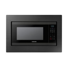 MS19M8020TG Counter Top Microwave with Sensor Cook and Optional Trim Kit, 1.9 Cu.Ft