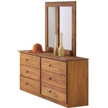 Discovery Dresser & Mirror