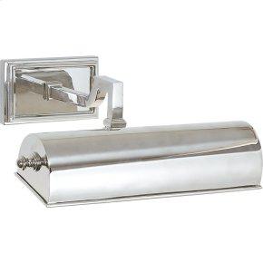 Visual Comfort AH2700PN Alexa Hampton Dean 40 watt 11 inch Polished Nickel Picture Light Wall Light