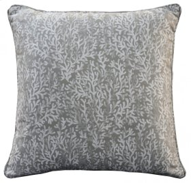 REEF BEIGE FEATHER PILLOW