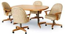 Table Base: Twin Legs (medium) Product Image