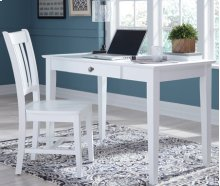 Writing Table Beach White