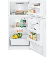 Hotpoint® ENERGY STAR® 15.6 Cu. Ft. Top-Freezer Refrigerator