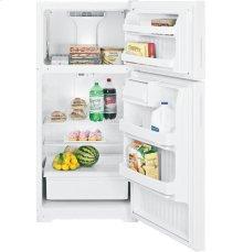 Hotpoint® ENERGY STAR® 15.6 Cu. Ft. Top-Freezer Refrigerator