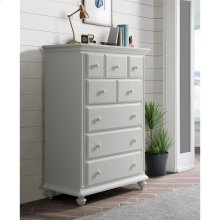 Avon - Five Drawer Chest - Cotton Finish
