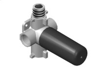 Two-Way Diverter Volume Control Valve WITH Off Function and Pass-Through