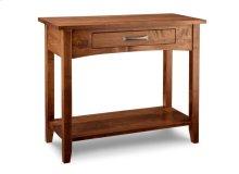 Glengarry Sofa Table w/1dwr n/s