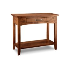 Glengarry Sofa Table w/1dwr n/s