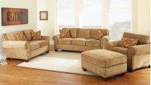 Batavia Sofa w/2 Accent Pillows