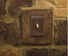 Candler 1 Rocker Wall Plate
