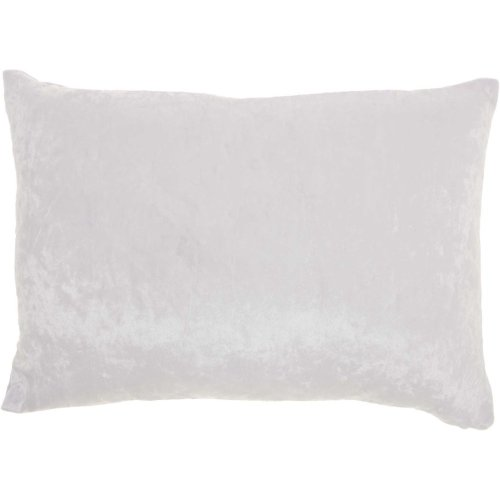 "Luminescence L4005 Ivory 12"" X 18"" Throw Pillows"
