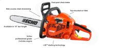 CS-310 30.5cc Easy-Starting Chain Saw