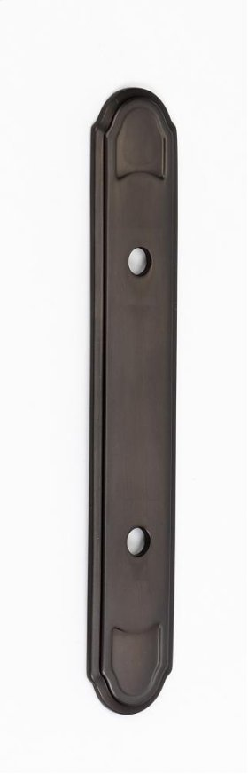 Classic Traditional Backplate A1569-35 - Chocolate Bronze