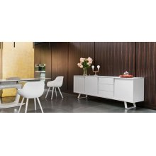 Sideboard with 3 doors and drawers