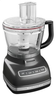 14-Cup Food Processor with Commercial-Style Dicing Kit - Slate Product Image