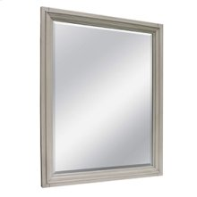 "Crosswinds 28"" Mirror - Slate Gray"