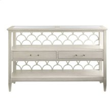 Latitude Console Table - Oyster