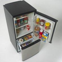 4.5 CF Bottom Mount Freezer / Refrigerator