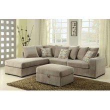 Olson Reversible Sectional With Chaise