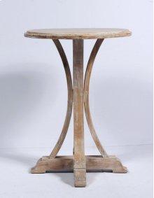 Emerald Home Ac127 Addison Accent Table, Whitewash