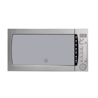GE Profile™ 2.2 Cu. Ft. Countertop Microwave Oven Stainless Steel - PEB3228RMSS