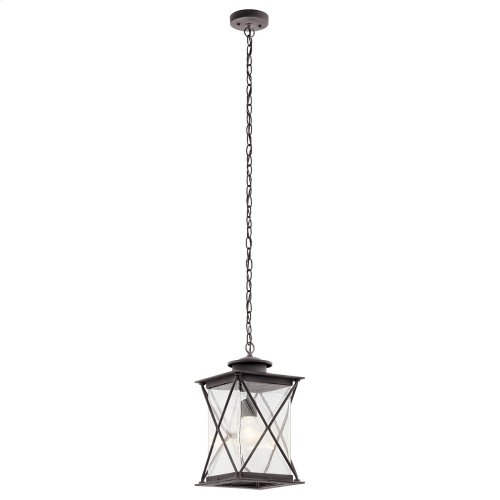 Argyle Collection Argyle 1 light Outdoor Pendant WZC