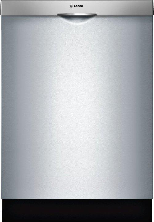 300 DLX Scoop Hndl, 5/5 cycles, 44 dBA, 3rd Rck, InfoLight - SS