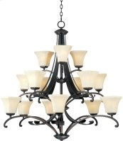 Oak Harbor 15-Light Chandelier