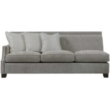 Franco Left Arm Sofa in Mocha (751)