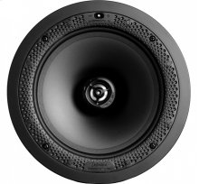 Disappearing Round In-Wall / In-Ceiling Loudspeaker