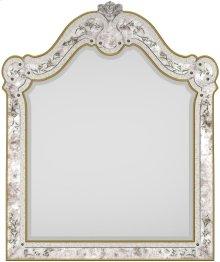 Swirl Venetian Mirror