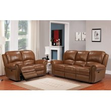 E2080 Howard Pwr Loveseat Ileather 177136lv Peanut