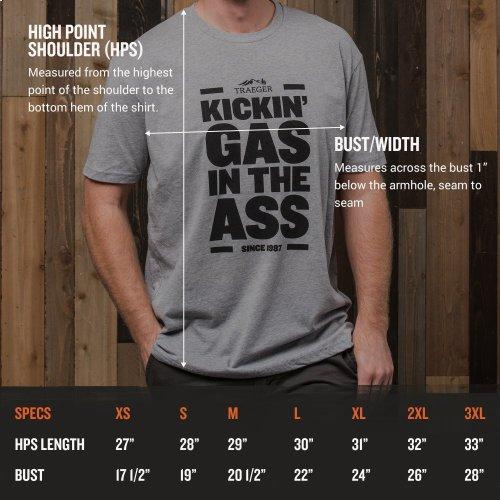Kickin' Gas in the Ass T-Shirt