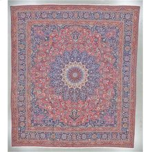 "PERSIAN 000051331 IN RED BLUE 12'-10"" x 14'-5"""
