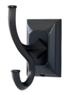 Geometric Robe Hook A7999 - Bronze