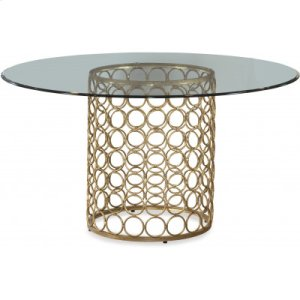 Carnaby Round Dining Base