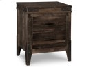 Chattanooga 2 Drawer Night Stand Product Image