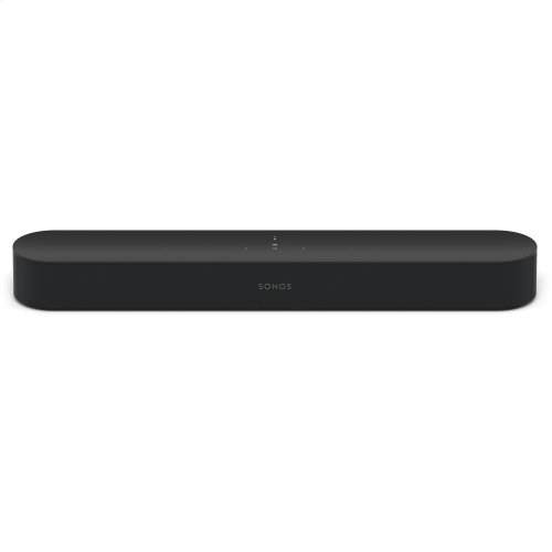Black- The smart soundbar for your TV