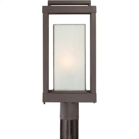 Powell Outdoor Lantern in Western Bronze