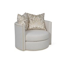 Coco Chair & Swivel Chair (With Nails)
